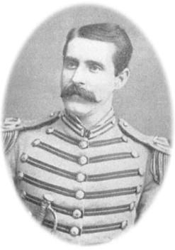 Major Frederick W. Childs
